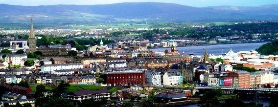Derry Waterside Vista