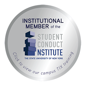 logo of student conduct institute