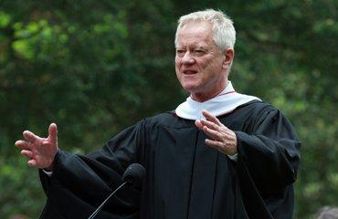 Baccalaureate Address: George Lakey