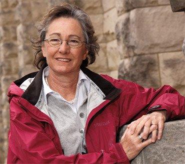 Prof. Lisa M. Pratt, Provost's Professor of Geological Sciences at Indiana University - Seeking Signs of Life on Mars
