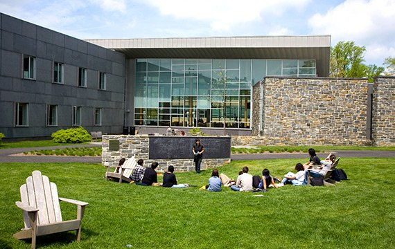 Modern Outdoor Classroom ~ Provost s office swarthmore college