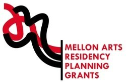 Mellon Arts Residency logo