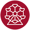 icon of ferris wheel