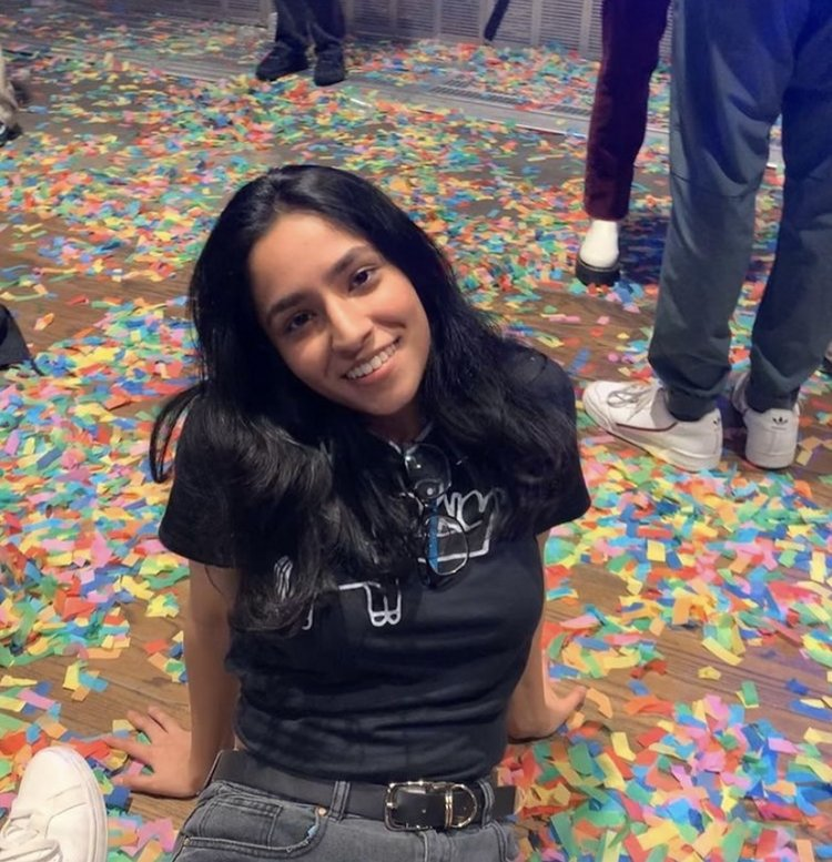 WRC Associate Student Fatima