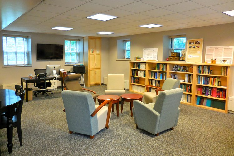 Swarthmore College's Writing Center, Trotter Hall 120