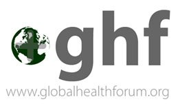 Global Health Forum logo