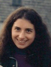 Laura Markowitz '85 in 1985