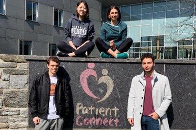 Patient Connect SwatTank team members