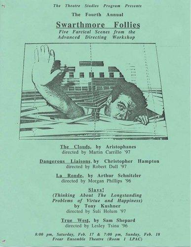 The Fourth Annual Swarthmore Follies