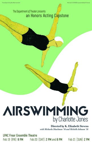 Poster for Air swiming
