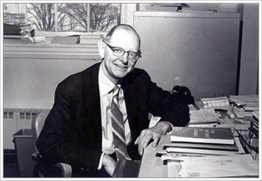 Professor Frank C. Pierson '34