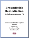 Brownfields Remediation in Delaware County, PA