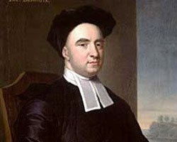 painted portrait of George Berkeley