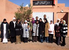 Morocco Literacy Project