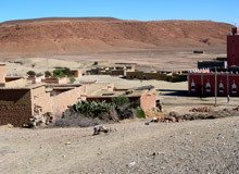 High Atlas village