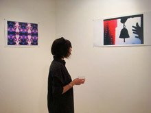 Rao first solo show