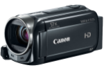 Canon Vixia HF R500 video camera