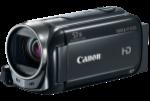 Canon Vixia HF R500 video camera