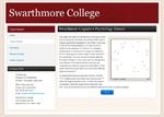 Online Cognitive Psychology Experiment for Teaching, Frank Durgin.