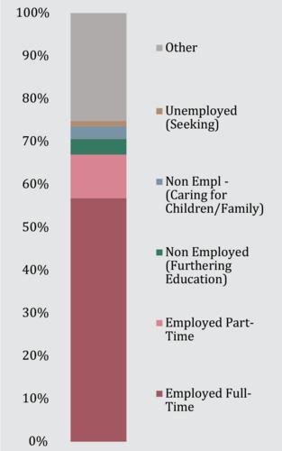 Chart of Alumni Activities