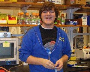 Jack M. Nicoludis '12, PhD at Harvard University's Graduate School of Arts and Sciences