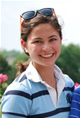 Photo of Abigail Lauder, a McCabe Scholar in the Class of 2015