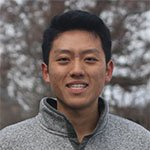 Photo of Calvin Chan, a McCabe Scholar in the Class of 2020