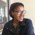 Destiny Samuel, McCabe Scholar class of 2022