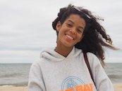Photo of Emma Morgan-Bennett, a McCabe Scholar in the Class of 2020