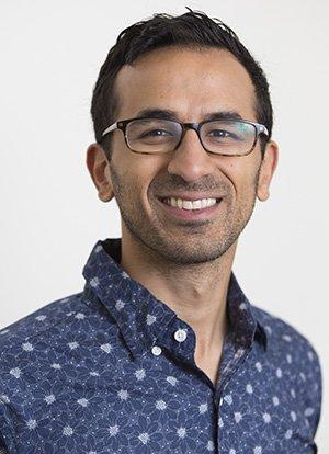 Assistant Professor of Economics Syon Bhanot