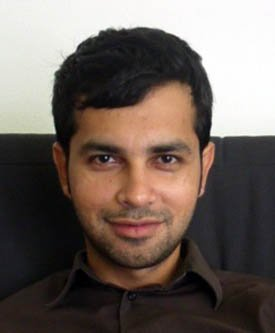 Assistant Professor of History Farid Azfar