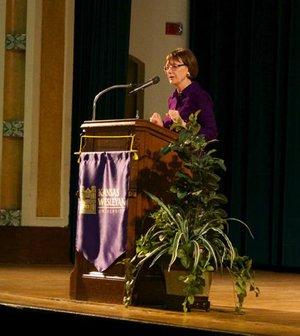 President Rebecca Chopp