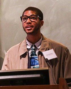 Aaron Jackson '16