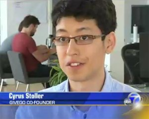 Cyrus Stoller '10