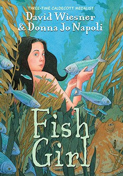 Fish Girl book cover