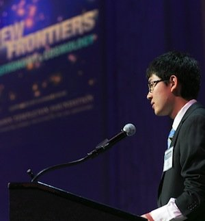Zequn Li '16 (Photo: Michael Branscom)