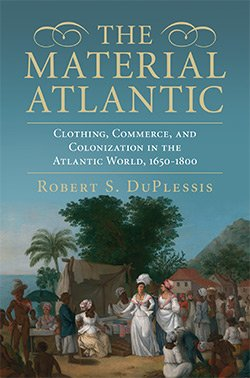 The Material Atlantic book cover
