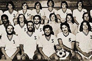 1974 men's soccer team