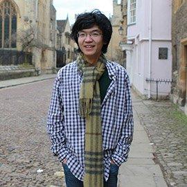 Zhengyang Wang '14