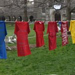 Feminist Majority Clothesline Project