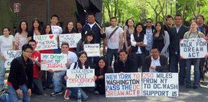 DREAM Act group