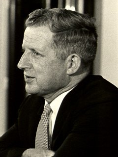 Robert D. Cross, 10th president, served between 1969 and 1971