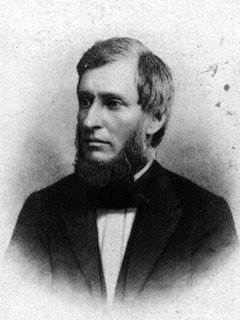Edward Parrish, President from 1864 to 1871