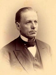 Edward Hicks Magill, second President from 1871 to 1889