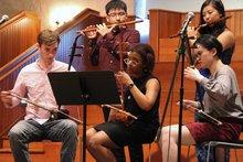 Chinese Ensemble at IC Awards Dinner