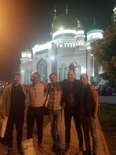 Moscow's Cathedral Mosque