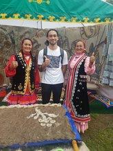 Bashkir Basket Weavers, Sabantuy Summer Festival