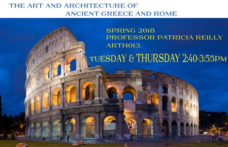 Art and Architecture of Ancient Greece and Rome course