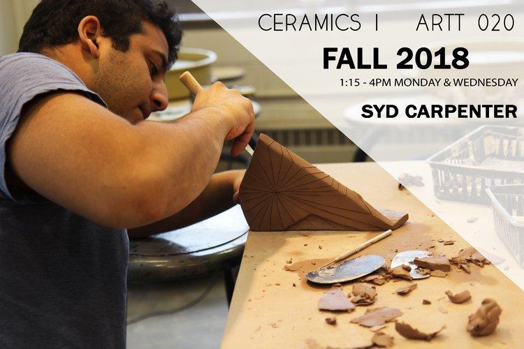 Ceramics I