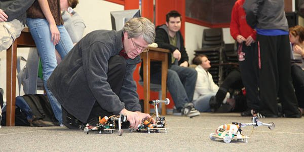 Professor Everbach Robotics